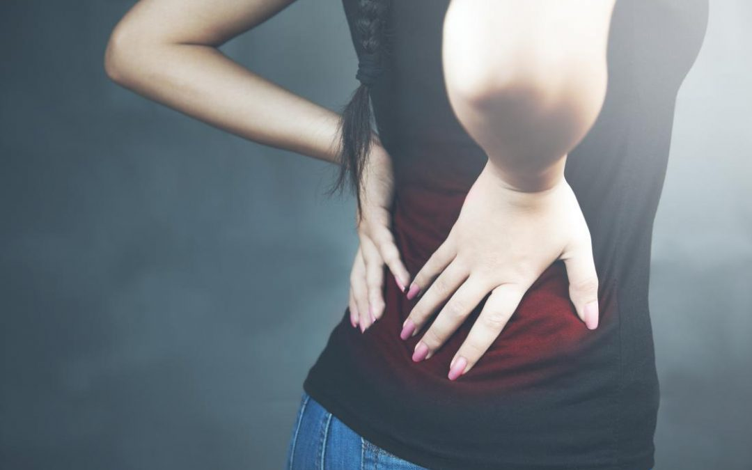 Back pain linked to stress